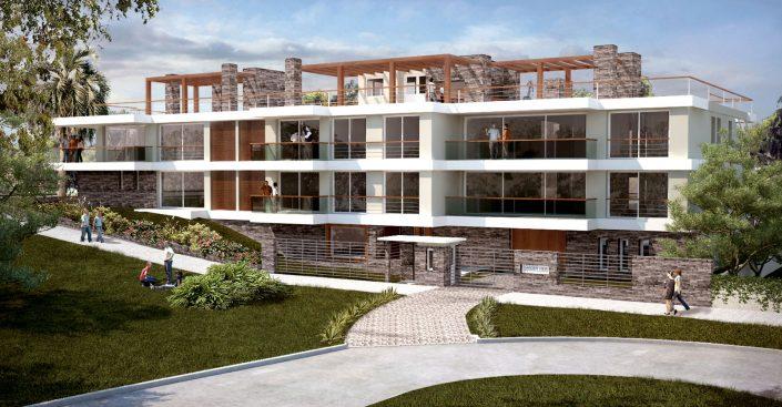 Edificio Green View