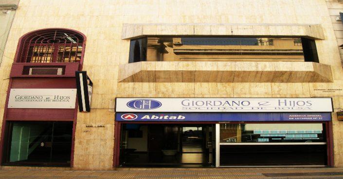 Cambio Giordano
