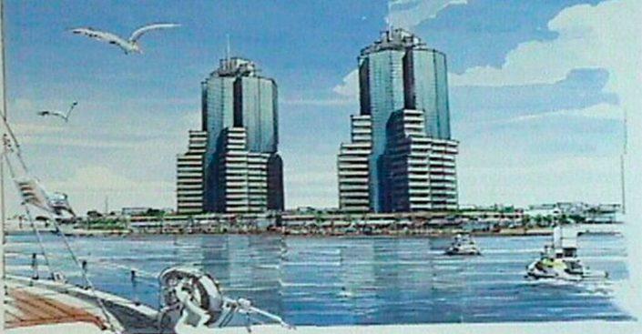 Edificio Torres de la Bahia