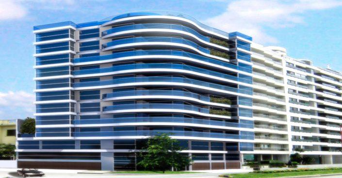 Edificio Gandhi
