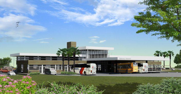 Terminal de Omnibus Trinidad Flores