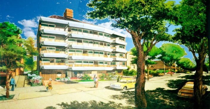 Edificio Echeverriarza